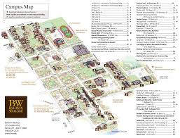 Cleveland State University Map Campus Map For Baldwin Wallace University Http Www