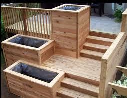 1000 ideas about deck railing planters on pinterest railing