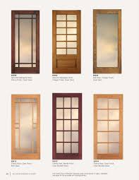 Interior Doors With Glass Panel Wood Glass Panel Interior Doors Interior Doors Design