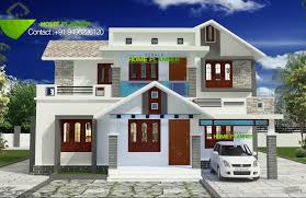 Charming Front Elevation Kerala Houses