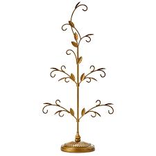 halloween mini ornaments gold miniature display tree keepsake ornaments hallmark