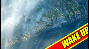 Key West Florida Map by It U0027s Shock Hurricane Irma Map Shows Key West Florida To Be Half