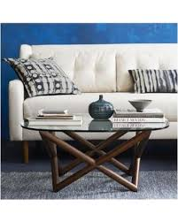 West Elm Coffee Table Amazing Deal On West Elm Spindle Coffee Table Bourbon Clear West