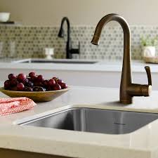 quince 1 handle pull down high arc bar faucet american standard