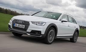audi allroad 0 60 driven 2017 audi a4 allroad quattro review car and driver