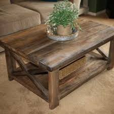 Wood Coffee Table Rustic Rustic Coffee Tables Designs With And Appeal