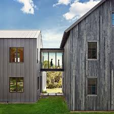 two farmhouse rustic charm and modern flourishes stand side by side at playful