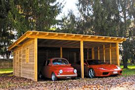 tettoia auto legno box auto in legno versilia coperture auto viareggio forte dei