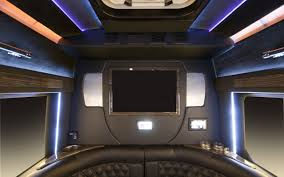bentley limo interior ford transits battisti customs custom sprinter van limousine