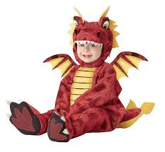 Halloween Costumes 18 24 Months Boy Amazon California Costumes Adorable Dragon Infant Red Yellow