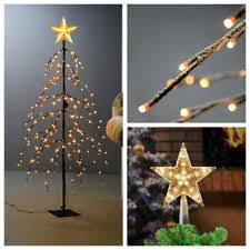 Lighted Branch Tree Twig Christmas Tree Ebay