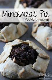 grain free mincemeat pie a gaps approved holiday recipe