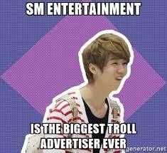 Sm Meme - s m entertainment memes k pop amino