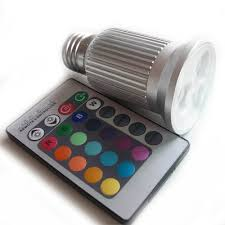 Changing Color Light Bulbs 110v 9w Rgb Led Light Bulb Color Changing Led Spotlight Torchstar