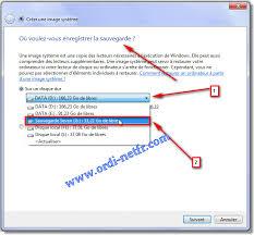 si e ordinateur tutorial comment faire une image système sous windows 7