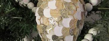 paper pinecone ornament ornament exchange home on the