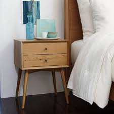 nightstand breathtaking excellent narrow bedside table with