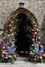 wedding flower arches uk 22 best church flowers images on church weddings