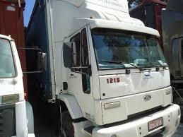 Famosos Ford Cargo Truck Saider 1215 Ano 1999 R$ 67000 - R$ 67.000 em  @SX98