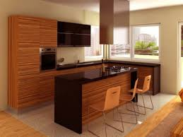 kitchen simple awesome black countertop for small open kitchen