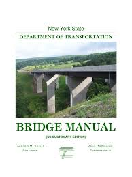 nysdot bridge manual docshare tips