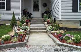 Front Porch Landscaping Ideas by Small Porch Designs Can Have Massive Appeal