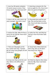 multiplication word problems year 3 by fordo1 teaching