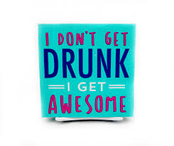 Party Cocktail Napkins - party cocktail napkins with funny saying for your next event