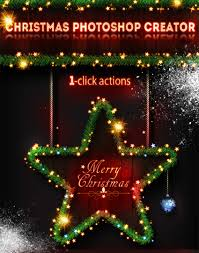 How To Put Christmas Lights On A Tree by 58 Awesome Festive Photoshop Christmas Add Ons