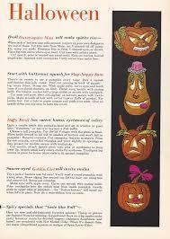 vintage halloween recipes 2 antique alter ego