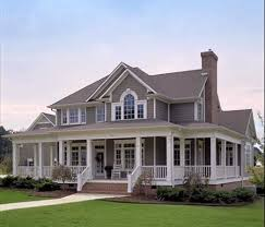 country home plans wrap around porch plan 16804wg country farmhouse with wrap around porch photo