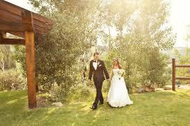 mountain weddings real mountain rustic weddings receptions
