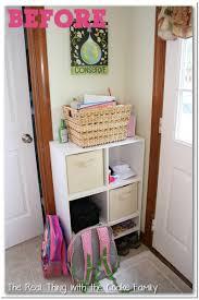 Organizing House by Organizing Ideas Entry Storage
