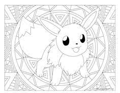 pokemon anime coloring pages kids printable free