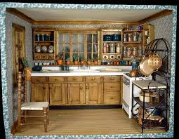 miniature dollhouse kitchen furniture 2914 best cocinas en miniatura kitchen images on