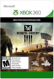 amazon com state of decay xbox 360 digital code video games
