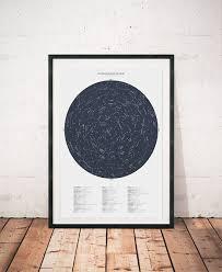 printable star constellation map contellation print constellation art constellation map star
