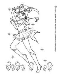 sailor moon series coloring pages sailor jupiter coloring