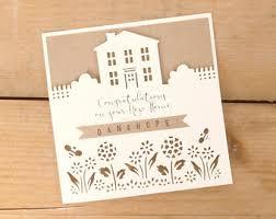 housewarming card housewarming card etsy