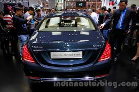 mercedes maybach s500 prices for mercedes maybach s500 and s600 announced
