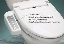 Heated Toilet Seat Bidet Clessence Bidet North Coast Medical