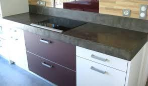 plan de travail cuisine effet beton plan de travail cuisine effet beton plan de travail cuisine effet