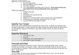 How To Set Out A Resume Australia How To Write A Resume In Australia Home Inspector Job Description