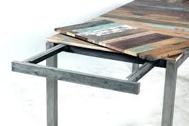 table de cuisine avec rallonges table cuisine rallonge table cuisine avec rallonge table avec