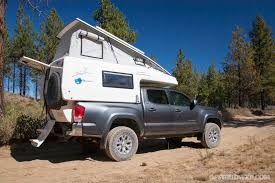 Ford Raptor Truck Camper - feature earthcruiser gzl truck camper recoil offgrid