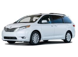 2017 toyota sienna redesign autoshow automotive latest car
