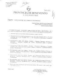 convocazione consiglio dei ministri comune san nicola manfredi bn portale istituzionale in