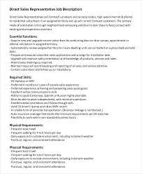 sales job description hitecauto us