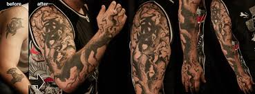 tree sleeve by dali rău graphic tribe tattoo tokyo