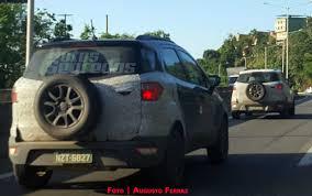 ford ecosport 2018 chega em junho ao brasil